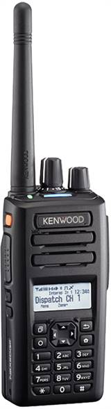 Bärbar radio Kenwood  NEXEDGE NX-3220